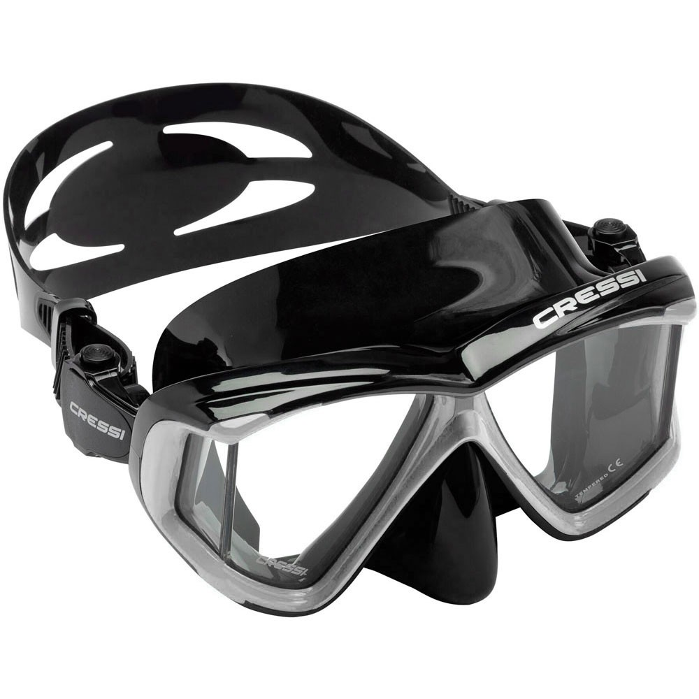 Mask: Cressi Panoramic 4